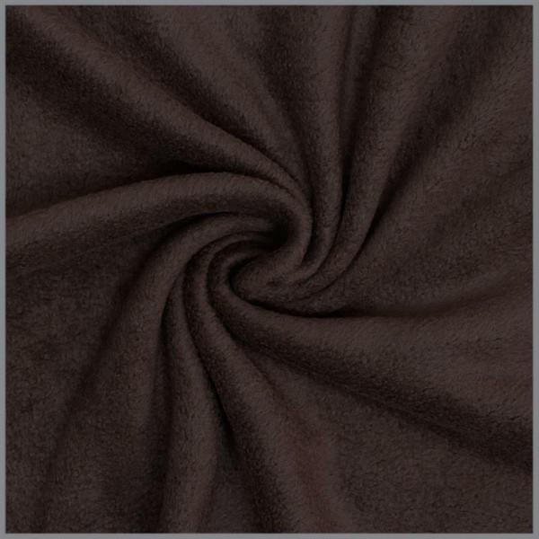 Antipilling Fleece Braun
