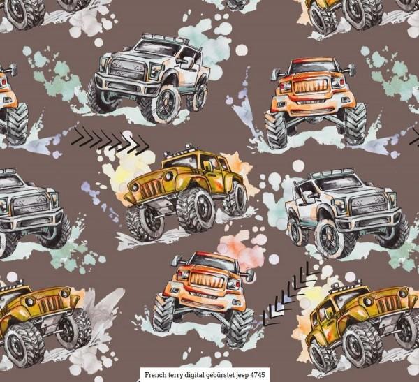 FT-Brushed Digital Jeep Artikelnr.:SL4745-1353