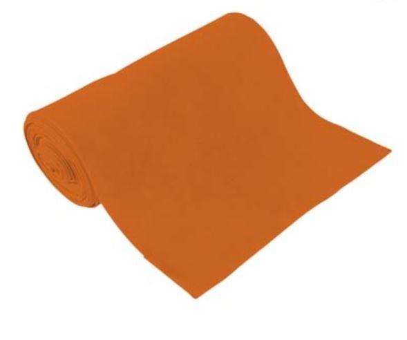BIO Bündchen Uni Orange