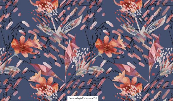 Jersey Digi Blumen Artikelnr.:SL4718-1107