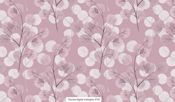 Viscose Digital Eucalyptus Artikelnr.:SL4735-1513