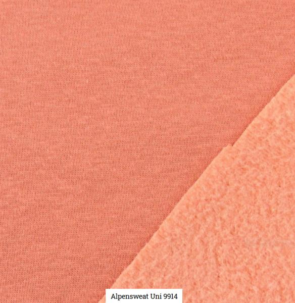 Alpensweat Uni Brique Artikelnr.:SL9941-1338