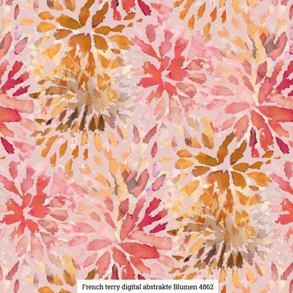 FT-Digital Abstract Flowers Artikelnr.:SL4862-1511