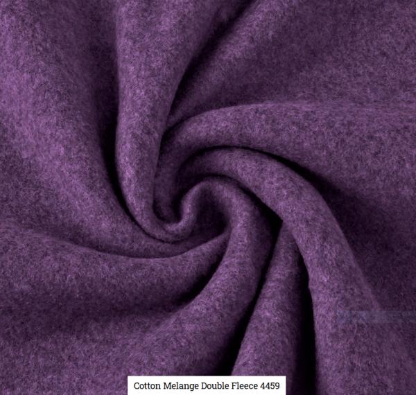 Baumwoll Melange Lila Artikelnr.:SL4459-1145