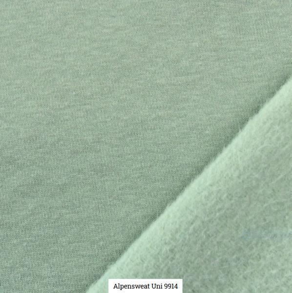 Alpensweat Uni Altgrün Artikelnr.:SL9941-126